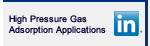 linkedin:High Pressure Gas Adsorption Application