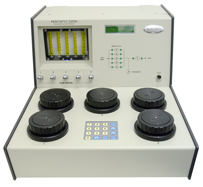 Pentapyc 5200e density analyzer