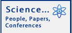 Science:People,paper and conferences